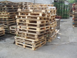 Example of pallets wanted